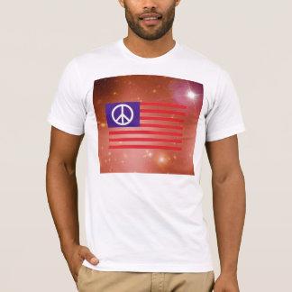 peace flag T T-Shirt