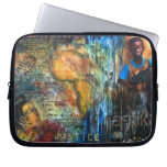Peace for Africa Laptop Sleeve