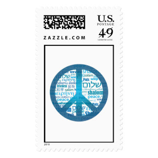 Peace for All Stamp