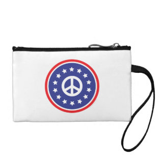 Peace for America Coin Wallet