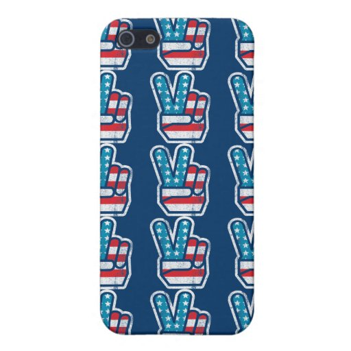 Peace For America iPhone 5 Cases