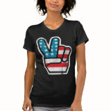 Peace For America Shirt