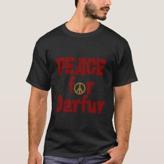 Peace For Darfur 4 T-Shirt