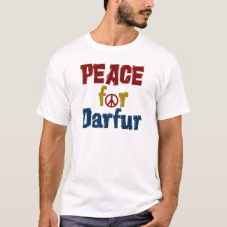 Peace For Darfur 5 T-Shirt