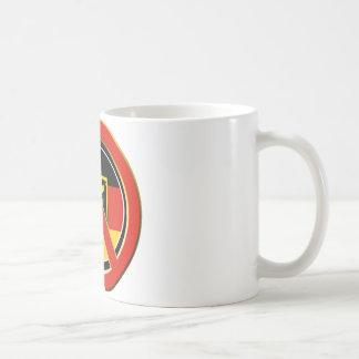 Peace for Germany Coffee Mug