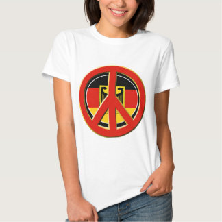 Peace for Germany Shirt