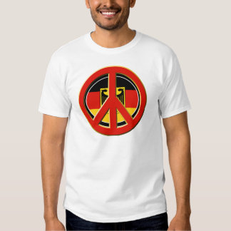 Peace for Germany T-shirt