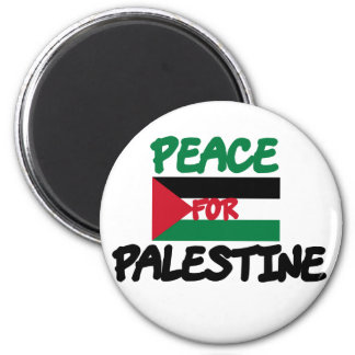 Peace for Palestine Magnet