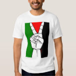 Peace for palestine t shirt