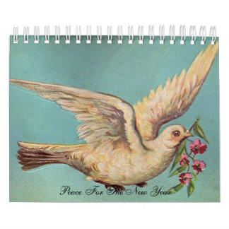 Peace for the new year...Calender 2010 Calendars