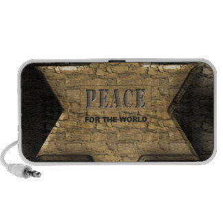 Peace for the World Travel Speakers