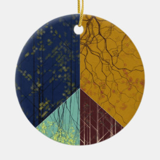 Peace Forest Ornament