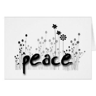 Peace FOS Card