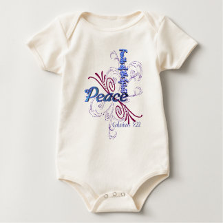 Peace (Fruits of the Spirit) Baby Bodysuit