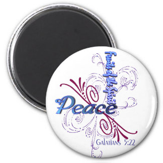 Peace (Fruits of the Spirit) Refrigerator Magnets
