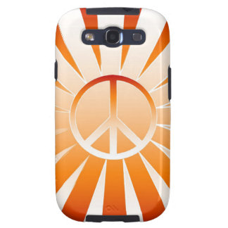 Peace Galaxy SIII Cover
