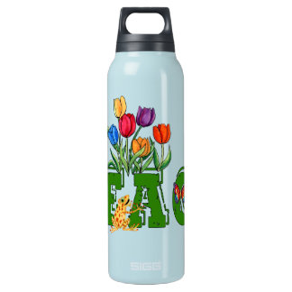 Peace Garden SIGG Thermo 0.5L Insulated Bottle