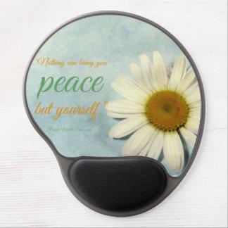 """""""Peace"""" Gel Mousepad"""