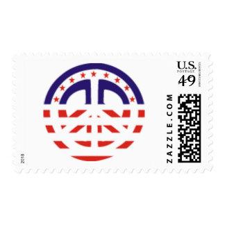 Peace gif postage