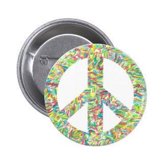 PEACE Gifts Pinback Button