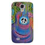 Peace Guitar Galaxy S4 Covers