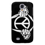 Peace Guy Samsung Galaxy S4 Cases