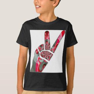 Peace Hakuna Matata love all to save all amazing p T-Shirt