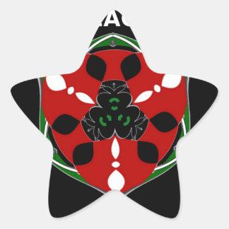 Peace  Hakuna Matata.png Star Sticker