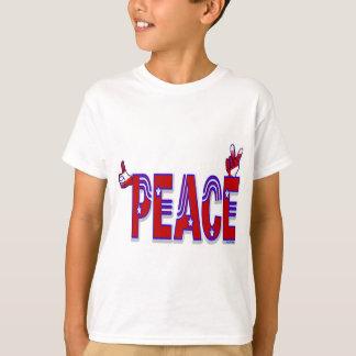 Peace Hand Sign T-Shirt