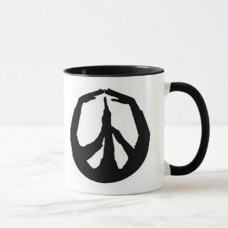 Peace Hands Mug