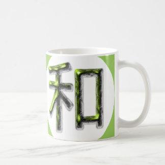 PEACE & HARMONY mug