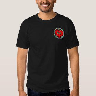 Peace, Heart, 60 Shirt