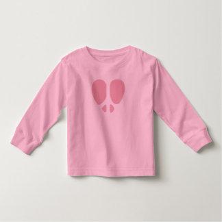 Peace Heart Toddler T-shirt