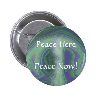 Peace Here Peace Now! - button