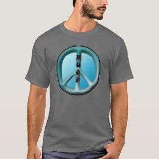 peace hoop T-Shirt