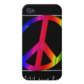 Peace & Hope_ Cover For iPhone 4