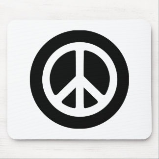 Peace Ideology Mouse Pad