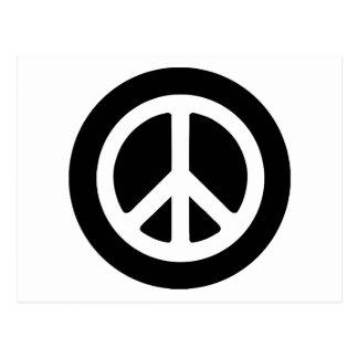 Peace Ideology Postcard