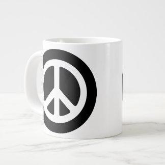 Peace Ideology Extra Large Mug