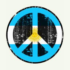 argentine peace symbol
