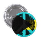 Peace In Bahamas Button