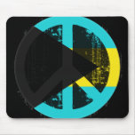 Peace In Bahamas Mouse Mat