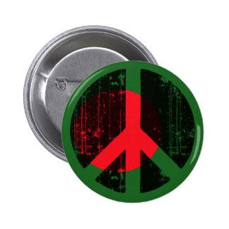 Peace In Bangladesh Button