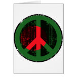 Peace In Bangladesh Greeting Cards