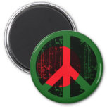 Peace In Bangladesh Magnets