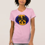 Peace In Barbados T Shirts