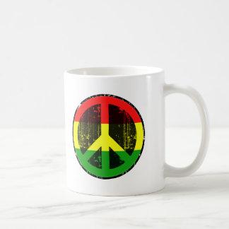 Peace In Bolivia Classic White Coffee Mug