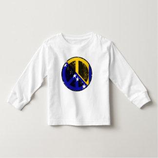 Peace In Bosnia Herzegovina Tee Shirt