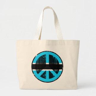 Peace In Botswana Tote Bag