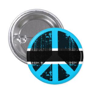 Peace In Botswana Pin
